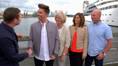 matt terry family - parents