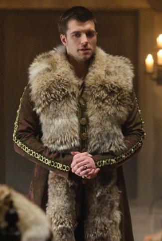 Dan Jeannotte hot guy in fur - as James Stewart 1st Earl of Moray3