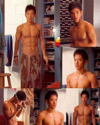 leonardo nam hot asian guy in sisterhood