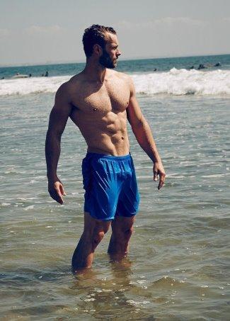 mark milburn sexy shorts