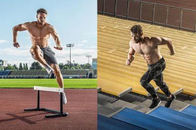 mark milburn shirtless crossfit workout