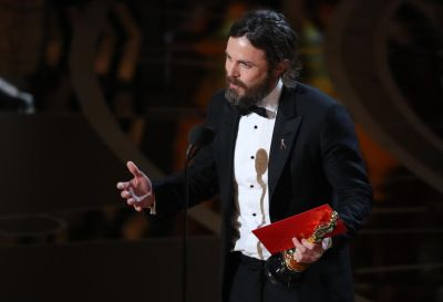casey affleck oscar award movie