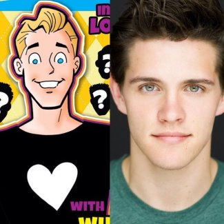 casey cott gay in real life - riverdale - kevin keller