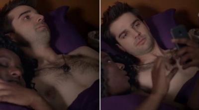 charlie archer hot sexy chest hair