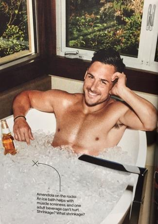 danny amendola shirtless and sexy
