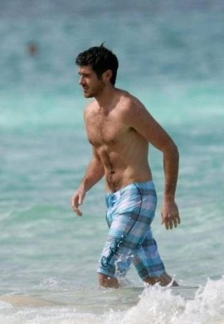 dave annable shirtless