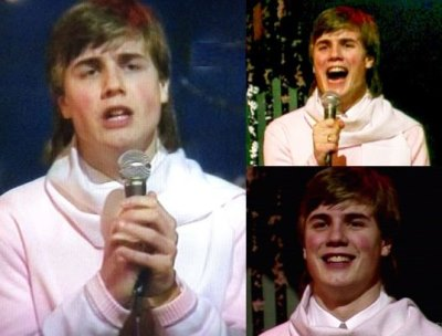 gary barlow 15 years old - singing on bbc show