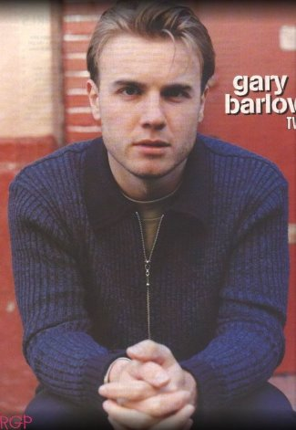gary barlow young boy in sweater
