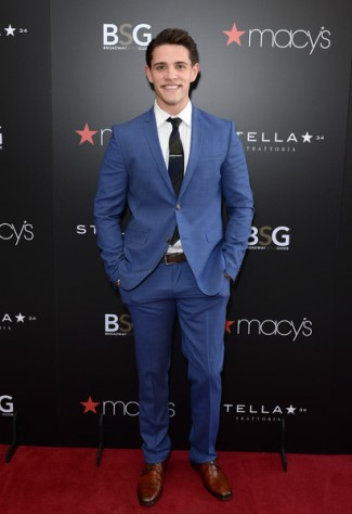 hot guy in suit - casey cott - riverdale