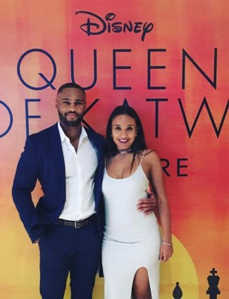 jeff pierre married - wife queen of kwatme premiere