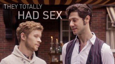 jesse luken hale appleman gay scene