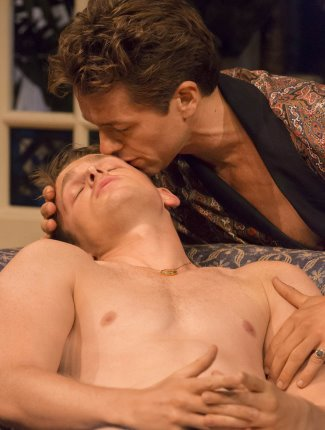 lewis reeves gay - julian ovenden my night with reg