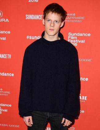 lucas hedges sweater turtleneck fashion