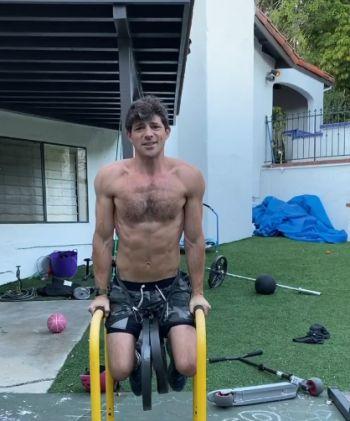matt gutman body workout
