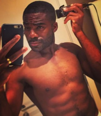 ore oduba shirtless photo