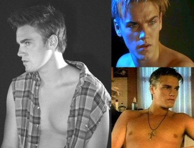 riley smith shirtless - young1