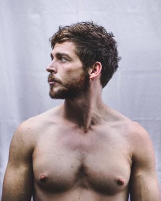 wade briggs shirtless body