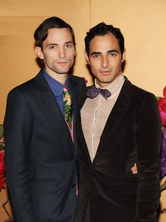 zac posen gay boyfriend christopher niquet