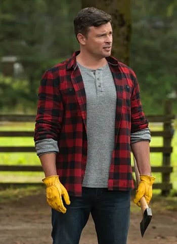 celebrity construction workers tom welling