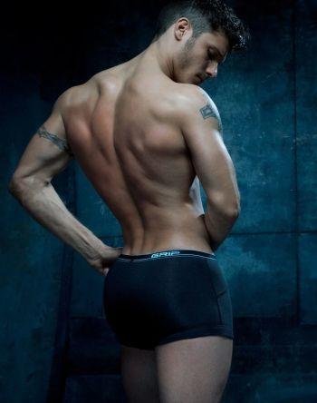 cody calafiore modeling underwear