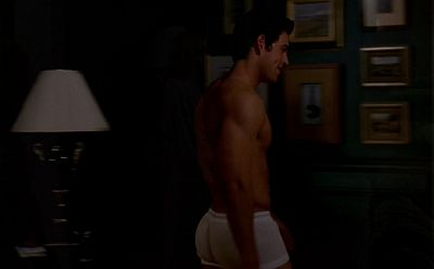 young eddie cibrian masseur in living out loud 1998-2