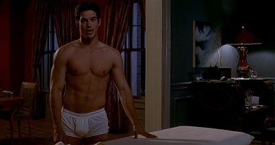 eddie cibrian underwear white briefs