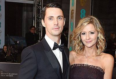 matthew goode wife sophie dymoke