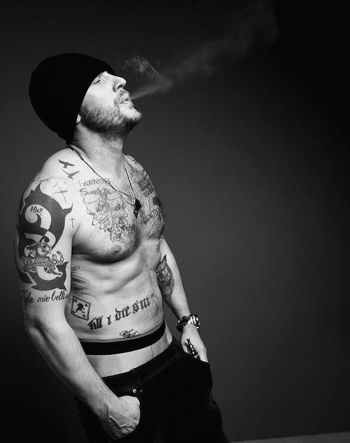 tom hardy underwear smoking hot