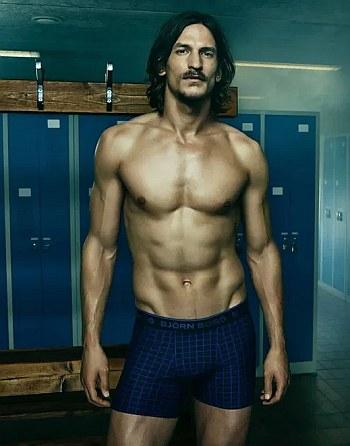 bjorn borg male underwear models - jarrod scott