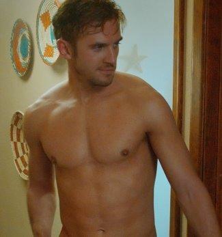 dan stevens shirtless