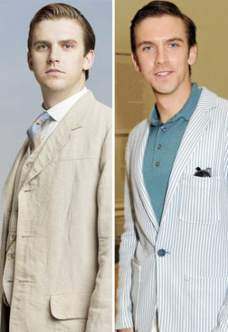 dan stevens weight loss before and after