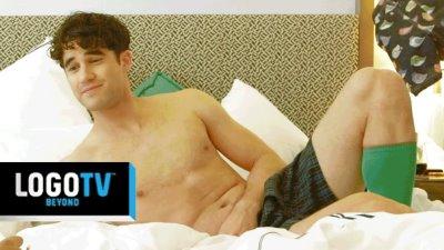 darren criss underwear boxer shorts