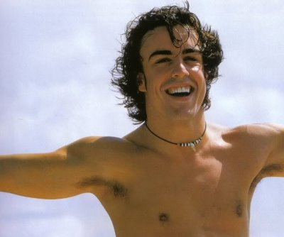 fernando alonso hot body - shirtless7