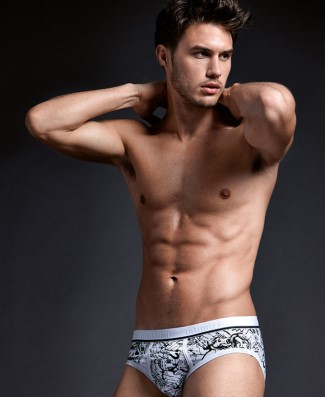 Intimissimi Underwear Models for men - jabel balbuena