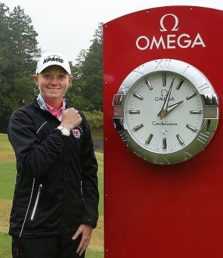omega golf watch ladies brand ambassador stacy lewis