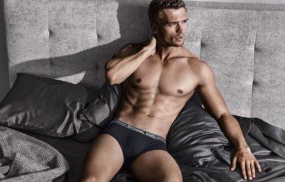 michael kors underwear - benjamin eidem for mk 2016 underwear campaign