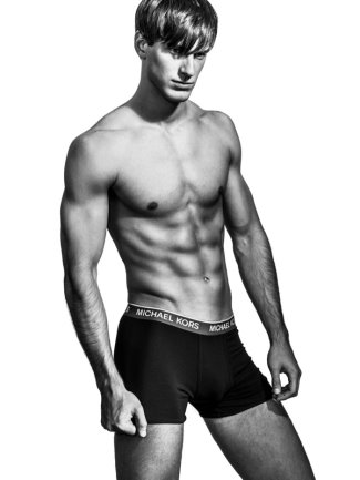 michael kors underwear models for men manuel vega