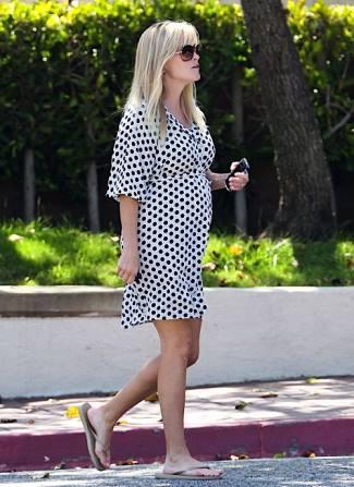 short maternity dress by tucker