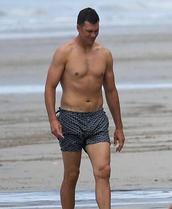 tom brady underwear - short shorts2