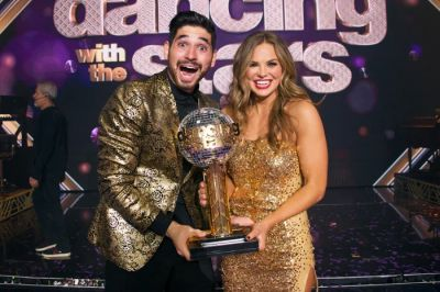 alan bersten winner mirror ball trophy - 28th season
