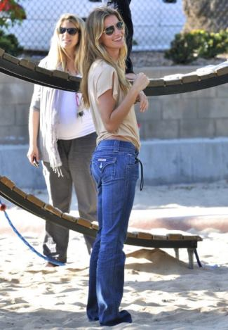 hudson jeans for girls gisele bundchen