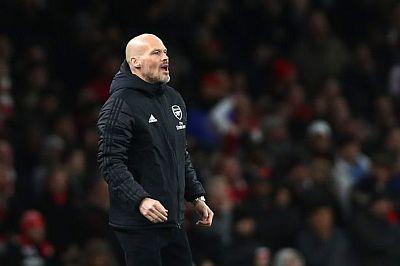 Fredrik Ljungberg coach arsenal