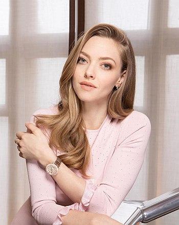 Jaeger-LeCoultre brand ambassadors Amanda Seyfried
