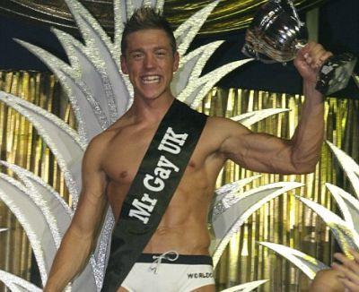 british speedo guys mark carter police male beauty king
