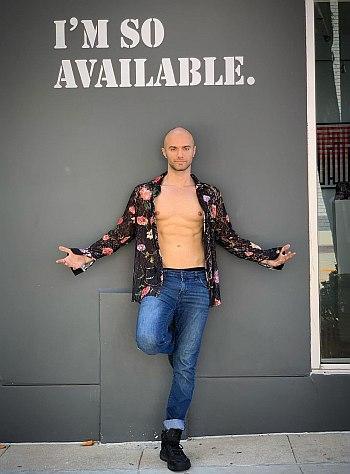 jonathan anzalone shirtless abs
