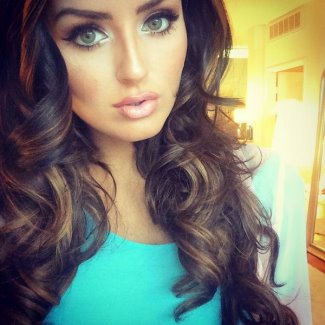 Kristaps Porzingis girlfriend Abigail Ratchford