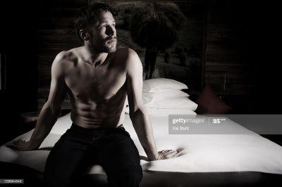 bode miller shirtless hot body