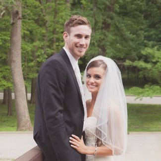 gordon hayward wedding