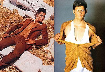 james marsden young versace model