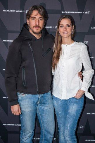 Alberto Ammann girlfriend Clara Mendez-Leite